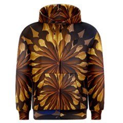 Light Star Lighting Lamp Men s Zipper Hoodie