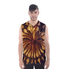 Light Star Lighting Lamp Men s Basketball Tank Top