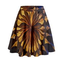 Light Star Lighting Lamp High Waist Skirt