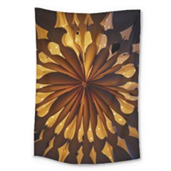 Light Star Lighting Lamp Large Tapestry