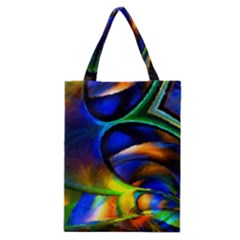 Light Texture Abstract Background Classic Tote Bag