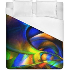 Light Texture Abstract Background Duvet Cover (california King Size)