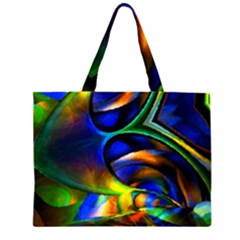 Light Texture Abstract Background Large Tote Bag