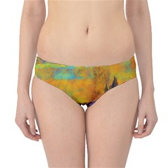 London Tower Abstract Bridge Hipster Bikini Bottoms