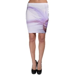 Ring Feather Marriage Pink Gold Bodycon Skirt