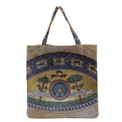 Peace Monument Werder Mountain Grocery Tote Bag