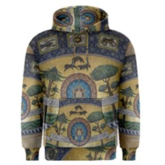 Peace Monument Werder Mountain Men s Pullover Hoodie