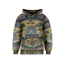 Peace Monument Werder Mountain Kids  Pullover Hoodie