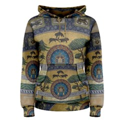 Peace Monument Werder Mountain Women s Pullover Hoodie