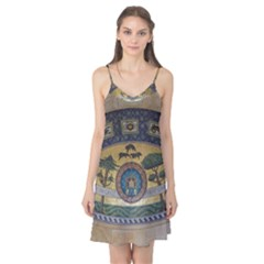 Peace Monument Werder Mountain Camis Nightgown