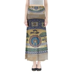 Peace Monument Werder Mountain Maxi Skirts