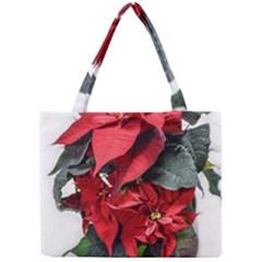 Star Of Bethlehem Star Red Mini Tote Bag