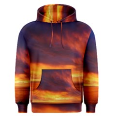 Sunset The Pacific Ocean Evening Men s Pullover Hoodie