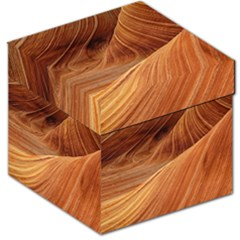 Sandstone The Wave Rock Nature Red Sand Storage Stool 12