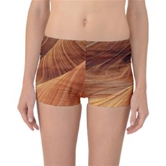 Sandstone The Wave Rock Nature Red Sand Reversible Bikini Bottoms