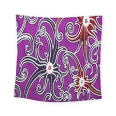 Batik Jogja Square Tapestry (small)
