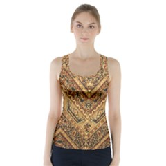Batik Pekalongan Racer Back Sports Top