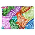Zebra Colorful Abstract Collage Apple iPad Mini Hardshell Case View1
