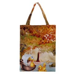 Art Kuecken Badespass Arrangemen Classic Tote Bag