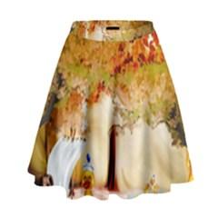 Art Kuecken Badespass Arrangemen High Waist Skirt