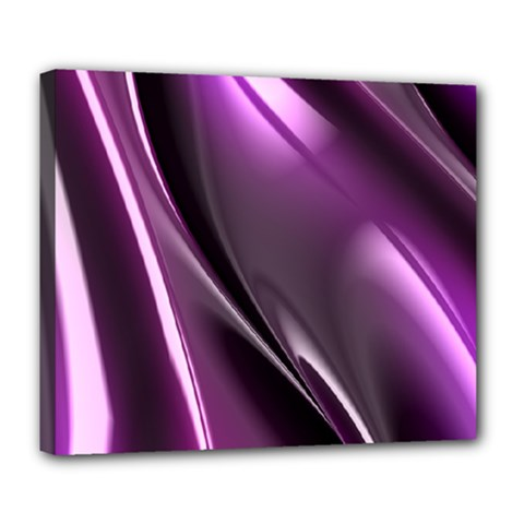 Fractal Mathematics Abstract Deluxe Canvas 24  X 20