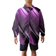 Fractal Mathematics Abstract Wind Breaker (kids)