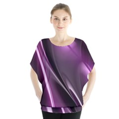 Fractal Mathematics Abstract Blouse