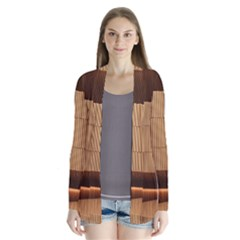 Architecture Art Boxes Brown Cardigans