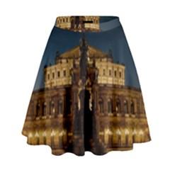 Dresden Semper Opera House High Waist Skirt
