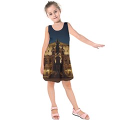 Dresden Semper Opera House Kids  Sleeveless Dress