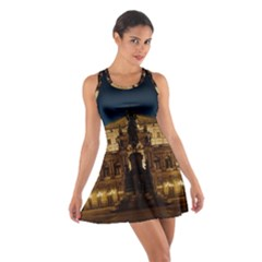 Dresden Semper Opera House Cotton Racerback Dress