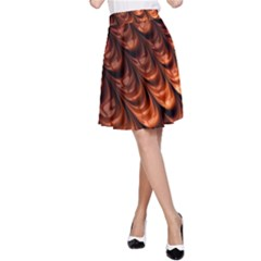 Fractal Mathematics Frax A Line Skirt