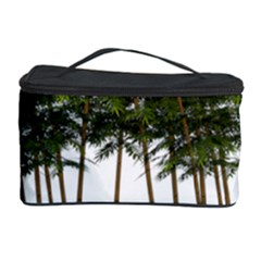 Bamboo Plant Wellness Digital Art Cosmetic Storage Case
