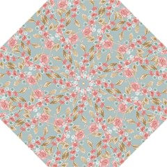 Background Page Template Floral Straight Umbrellas