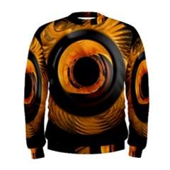 Fractal Mathematics Abstract Men s Sweatshirt