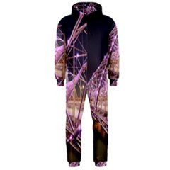 Helixbridge Bridge Lights Night Hooded Jumpsuit (men)