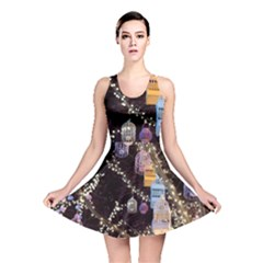 Qingdao Provence Lights Outdoors Reversible Skater Dress