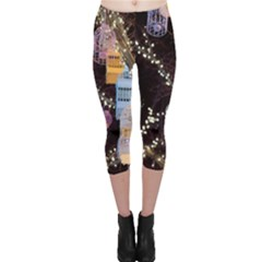 Qingdao Provence Lights Outdoors Capri Leggings