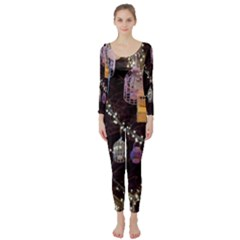 Qingdao Provence Lights Outdoors Long Sleeve Catsuit