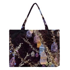 Qingdao Provence Lights Outdoors Medium Tote Bag