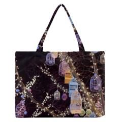 Qingdao Provence Lights Outdoors Medium Zipper Tote Bag