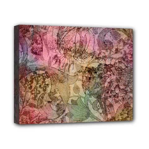 Texture Background Spring Colorful Canvas 10  X 8
