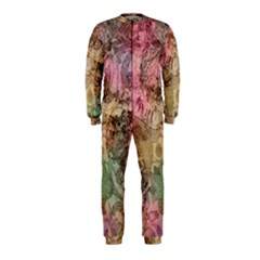 Texture Background Spring Colorful OnePiece Jumpsuit (Kids)