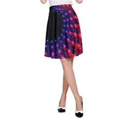 Fractal Mathematics Abstract A Line Skirt