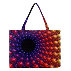 Fractal Mathematics Abstract Medium Tote Bag