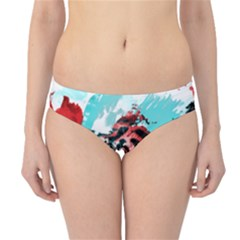 Wallpaper Background Watercolors Hipster Bikini Bottoms