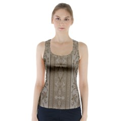 Cool Wall Bedroom Racer Back Sports Top