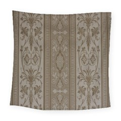 Cool Wall Bedroom Square Tapestry (large)