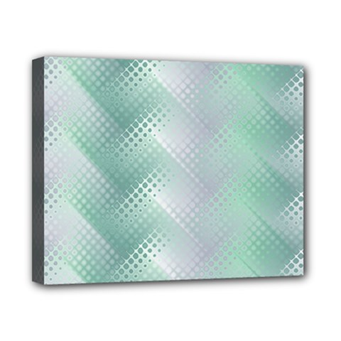 Background Bubblechema Perforation Canvas 10  X 8