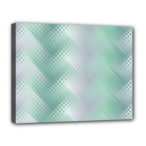Background Bubblechema Perforation Canvas 14  X 11